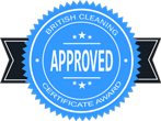 British Cleaning Certificate Award