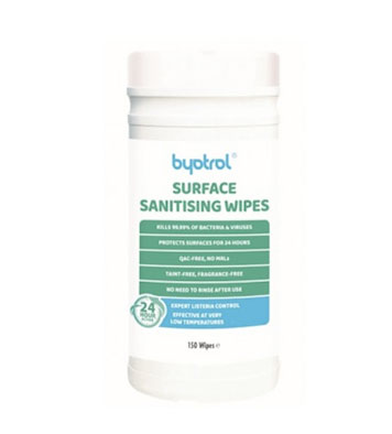 Byotrol surface wipes