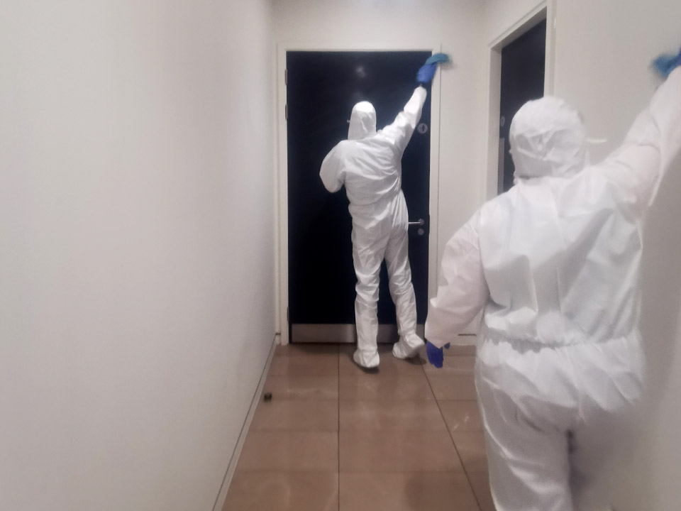Crime Scene Cleaning Specialists in London